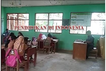 Kenapa Pendidikan di Indonesia Belum Maju ? Renungan bersama
