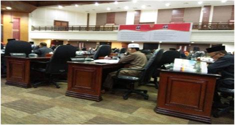 DPRD Sumbar Minta Gubernur Perhatikan Rekomendasi BPK
