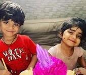 Kinshuk Mahajan children