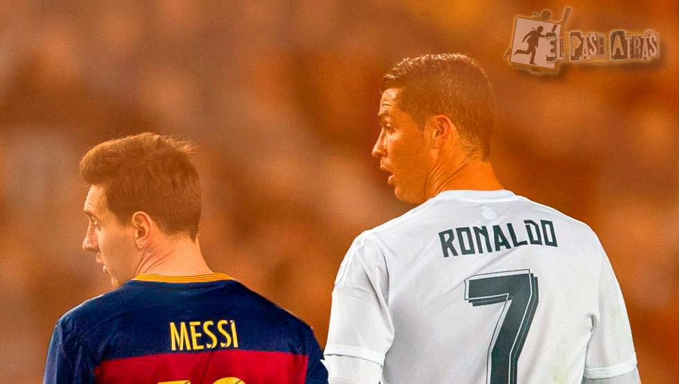 Cristiano y Messi Balón de oro en la prensa catalana