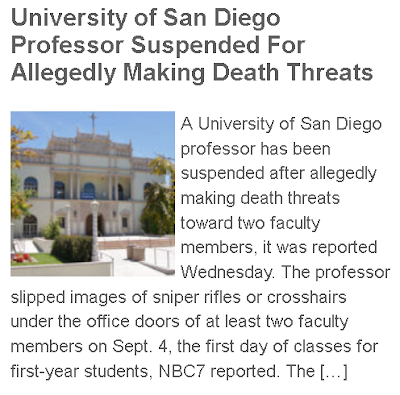 https://timesofsandiego.com/crime/2019/09/11/university-of-san-diego-professor-suspended-for-allegedly-making-death-threats/