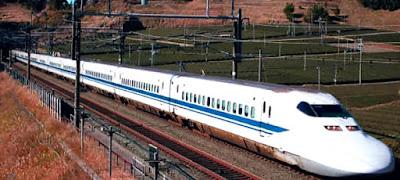 Mumbai-Ahmedabad Bullet Train distance