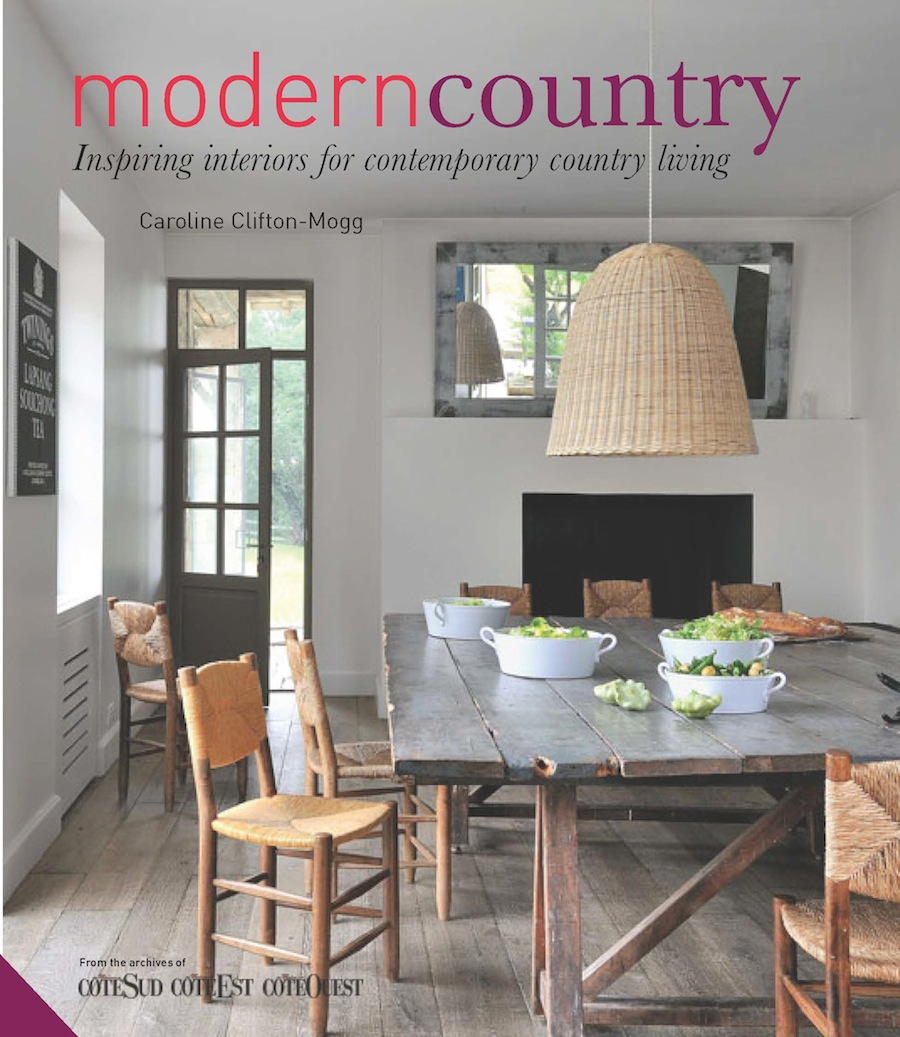 Modern Interior Design Review: Lunch & Latte: New Book: Modern Country By Caroline
