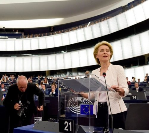 Ursula von der Leyen: I support Albania toward European Union