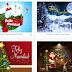 Saludo navidad  en video gratis