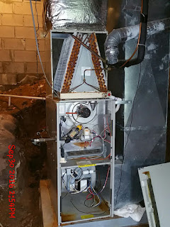 Trust Prescott Air Conditioning to inspect and repair your gas furnace before winter arrives in Prescott.