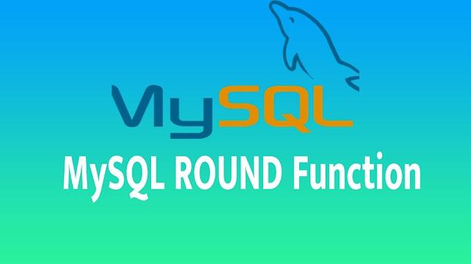MySQL ROUND Function