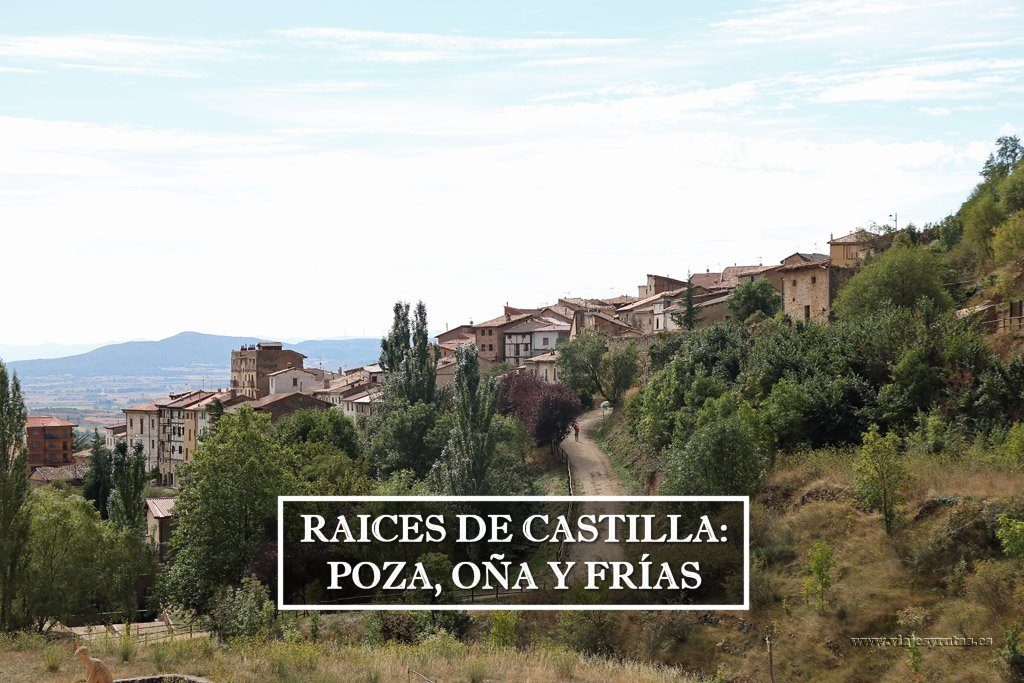 Conociendo las Raíces de Castilla: Poza de la Sal, Oña y Frías