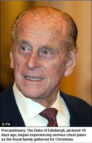 Prince Philip Through The Years : Prince Philip Over The
