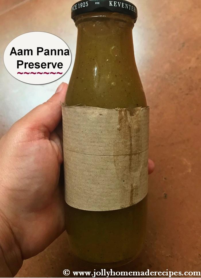 Aam Panna Preserve