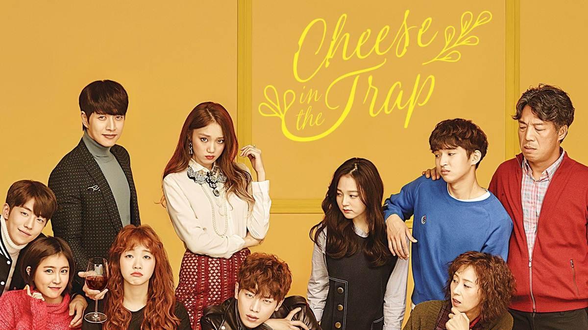 Drama Korea Cheese in the Trap (2016)