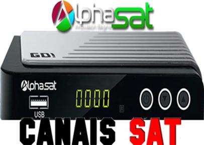 Alphasat GO! Nova Atualização V1.3.2 - 09/03/2019