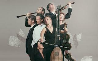 LES TALENS LYRIQUES   Ensamble de música antigua de Francia