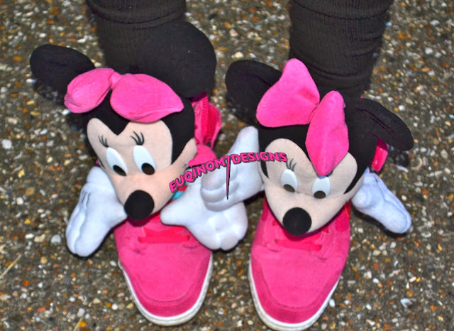 Minnie Mouse Nike Shoes For Toddlers