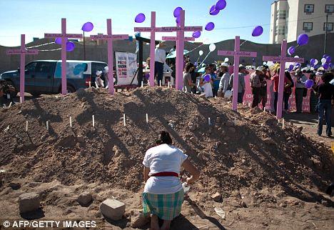 Χουάρες, η πόλη των νεκρών γυναικών
