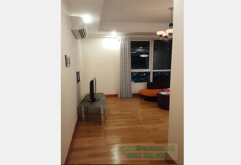 Cho thuê căn hộ The Manor HCM diện tích 83m2 - căn hộ 2 phòng ngủ
