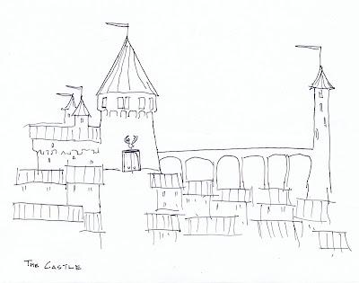 The Castle - by Eli Elder