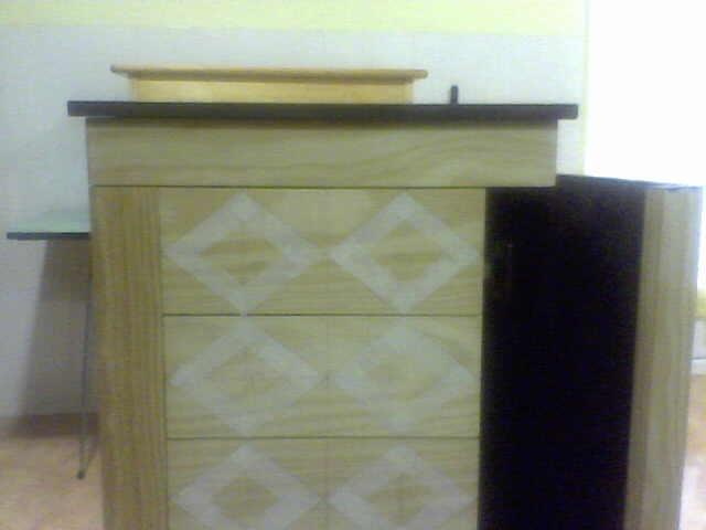 El desv n de los trastucos mueble joyero - Muebles el desvan ...