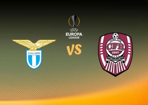 Lazio vs Cluj  Resumen