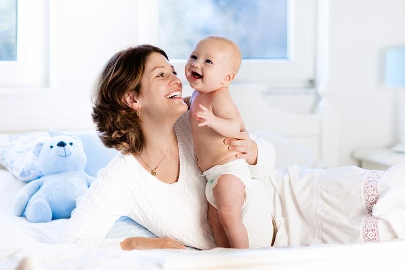 Anne ile kurulan güven bağı tüm yaşamı etkisi altına alıyor