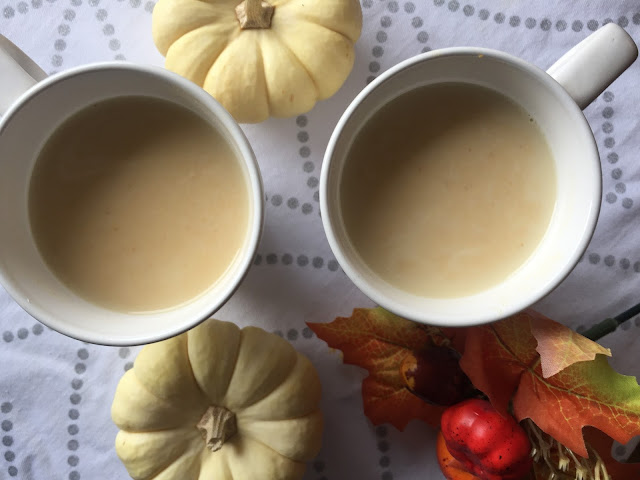 FullSizeRender 2 - Pumpkin Tea Latte Recipe