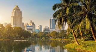 Tempat wisata menarik di Thailand