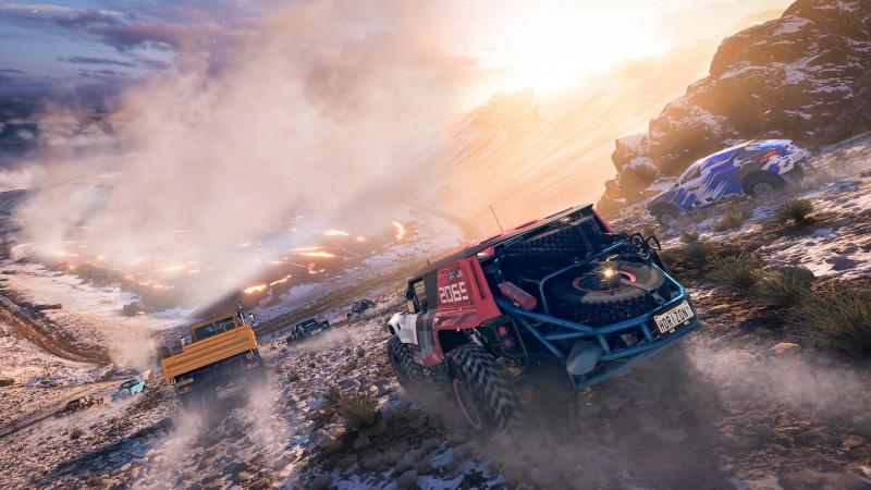 Forza Horizon 5 PC Minimum Requirements & First Official Screenshots