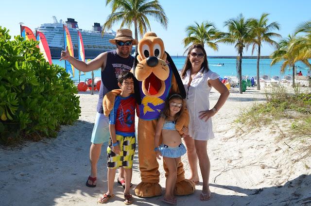 Disney Cruise - Castaway Cay, a Ilha da Disney