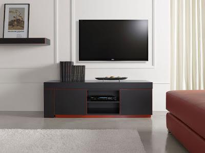 gambar rak tv minimalis