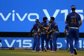MI vs SRH 51st Match IPL 2019 Highlights