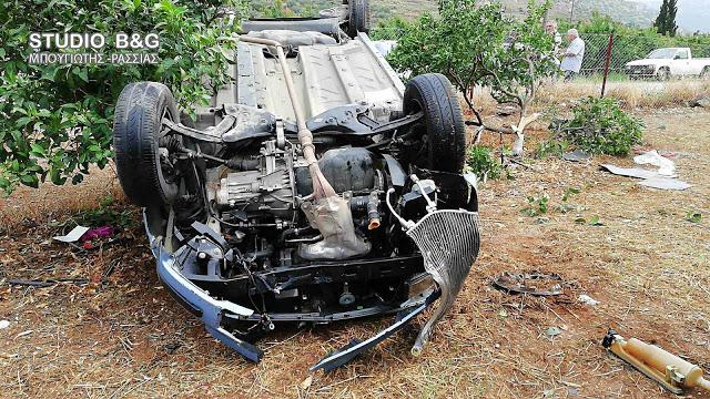 43 τροχαία ατυχήματα τον Σεπτέμβριο στην Πελοπόννησο με 52 παθόντες