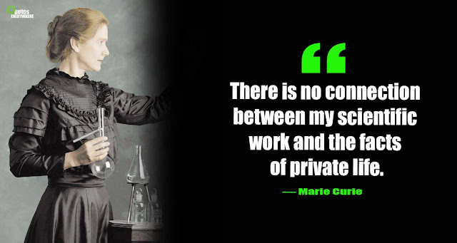 Marie Curie Quotes Life Is Not Easy