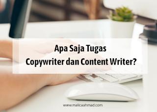 Jenjang Karir Content Writer
