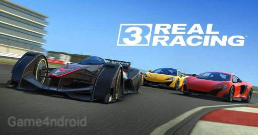 Real Racing 3 MOD APK Unlimited Money 8.2.1