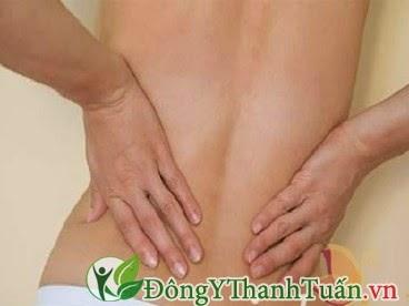 Xoa bóp - Cách giảm bệnh đau lưng