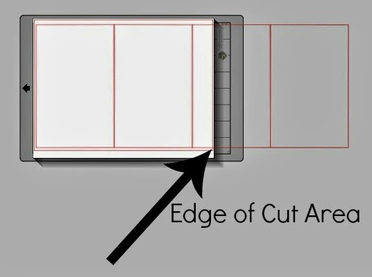 Cutting, Longer than mat, Silhouette tutorial