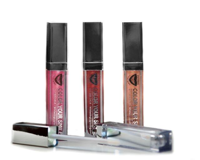 Whitening Lightning's Color Your Smile Lip Gloss Line.jpeg