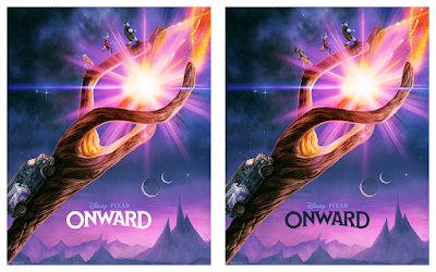 Onward Giclee Prints by Sam Gilbey x Bottleneck Gallery