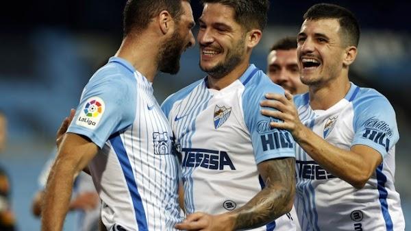 El Málaga empata ante el Mallorca y suma los 50 puntos (1-1)