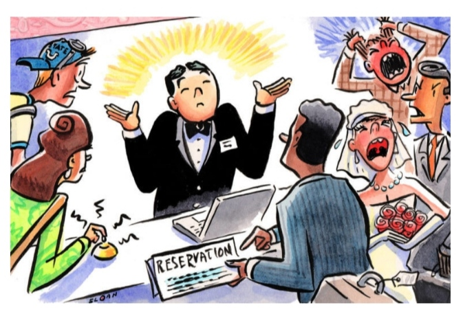 Factors affecting Reservation