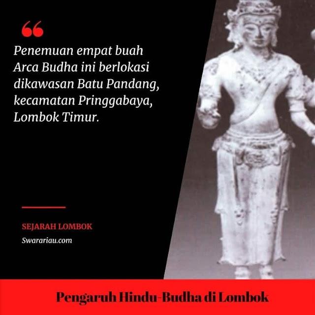 Bukti Pengaruh Hindu Budha di Lombok
