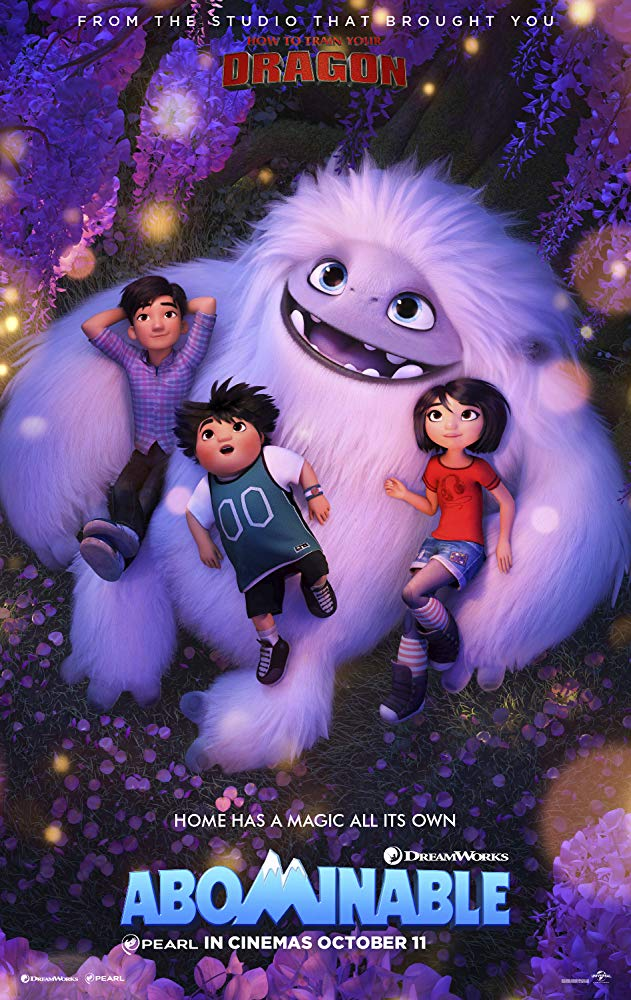 Download Film Abominable (2019) Full Movie