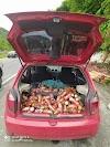 PRF prende três homens que estavam saqueando carga de caminhão tombado em Miracatu