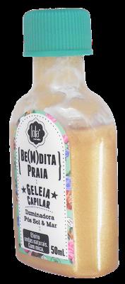 Ingredientes da Composição da Geleia Iuminadora Lola BeM dita Praia - Resenha