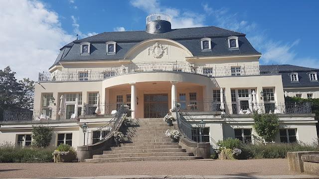 Hotel Schloss Teutschenthal in Teutschenthal (Sachsen Anhalt)
