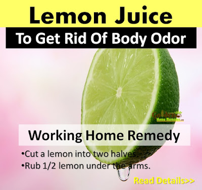 Lemon Juice For Body Odor, Lemon For Body Odor, Lemon And Body Odor, How To Use Lemon For Body Odor, Is Lemon Good For Body Odor, How To Get Rid Of Body Odor, Home Remedies For Body Odor, Remedies For Body Odor, Body Odor Treatment,