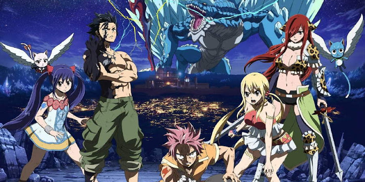 Download Film Fairy Tail : The Movie 2 - Dragon Cry (2017) Subtitle Indonesia