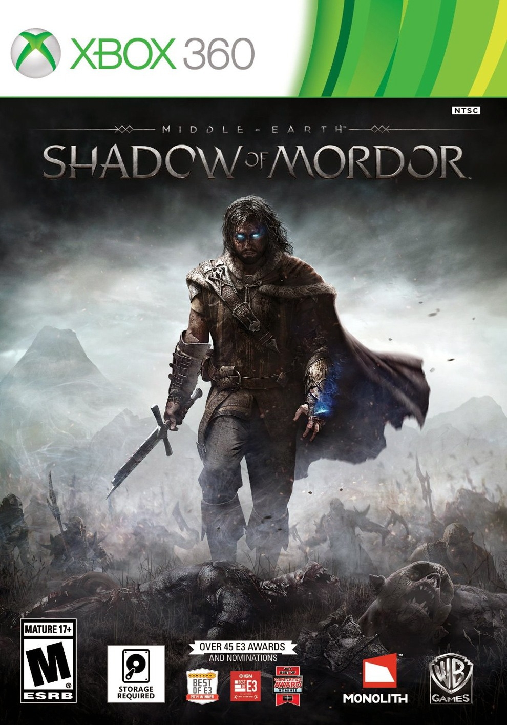 [XBOX 360] Middle-earth: Shadow of Mordor