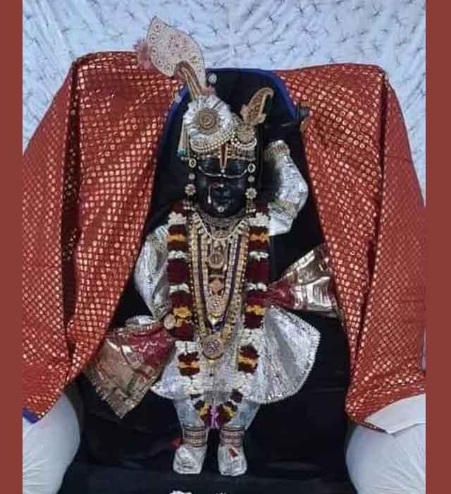 shrinathji nathdwara darshan 22 february 2021