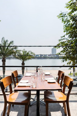 Waterfront Danang Restaurant & Bar with the Best View in Danang